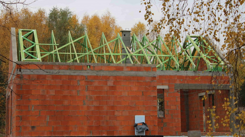 szybki montaz konstrukcji dachowej 1