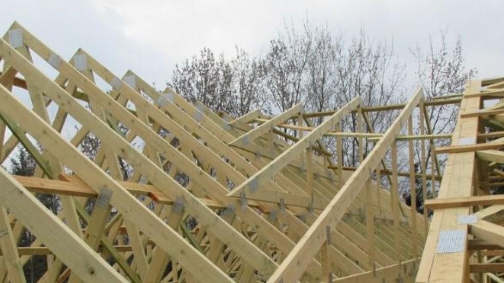 konstrukcja dachu sali weselnej w Łodzi-min
