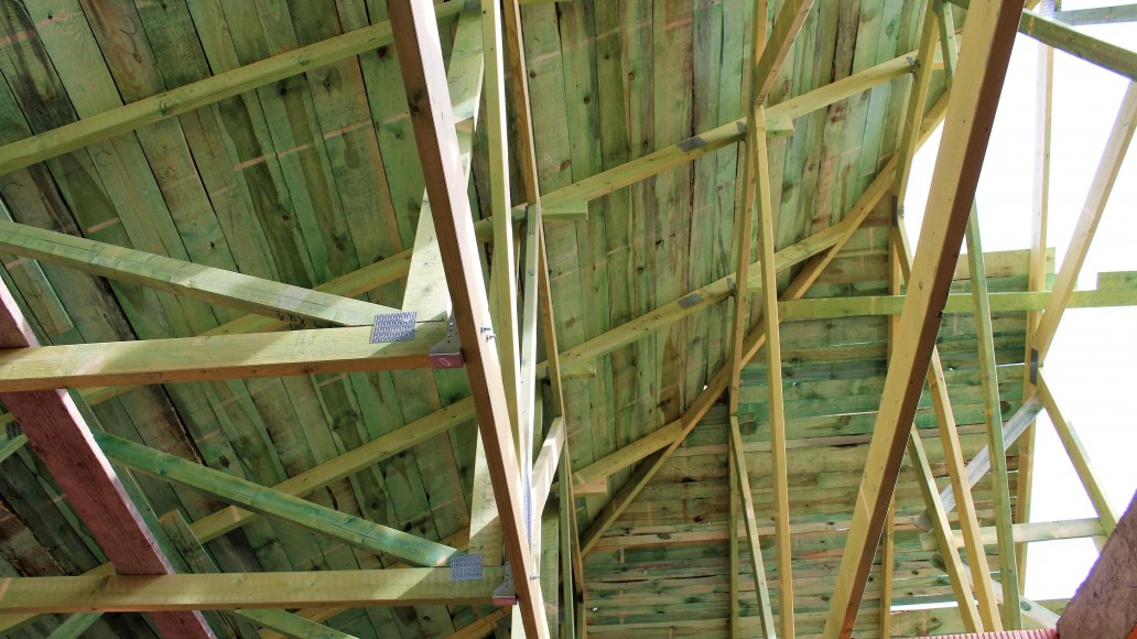konstrukcja dachu w rosanowie (5)