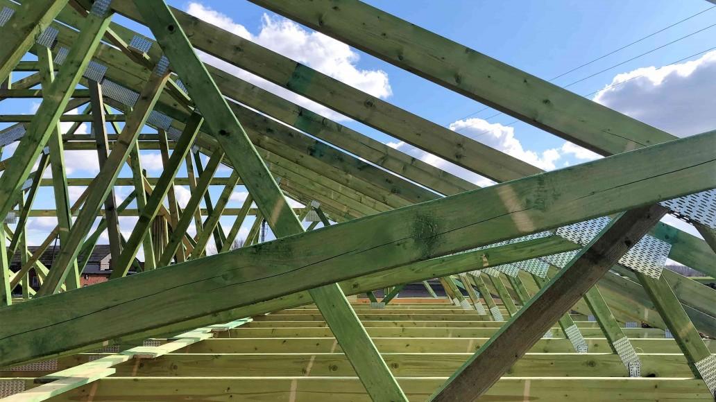 dach domu topola katowa (3)