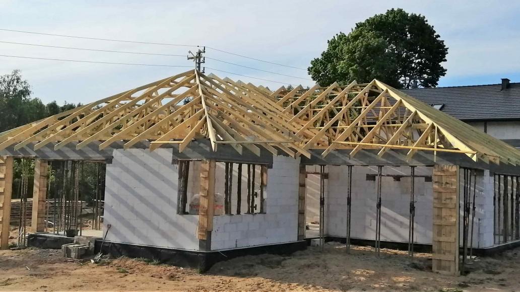 wiązarowa konstrukcja dachu (3)