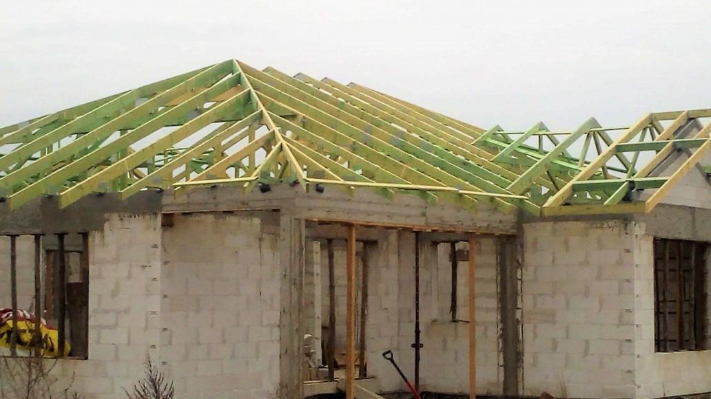 drewniany dach domu wolica (3)