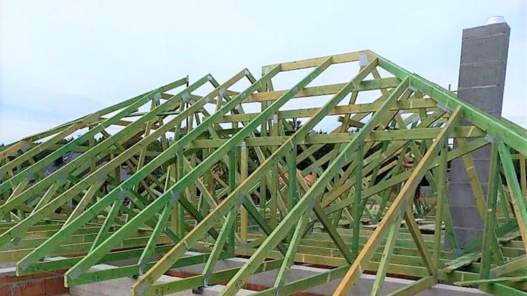 konstrukcja dachu dom kałduny(3)