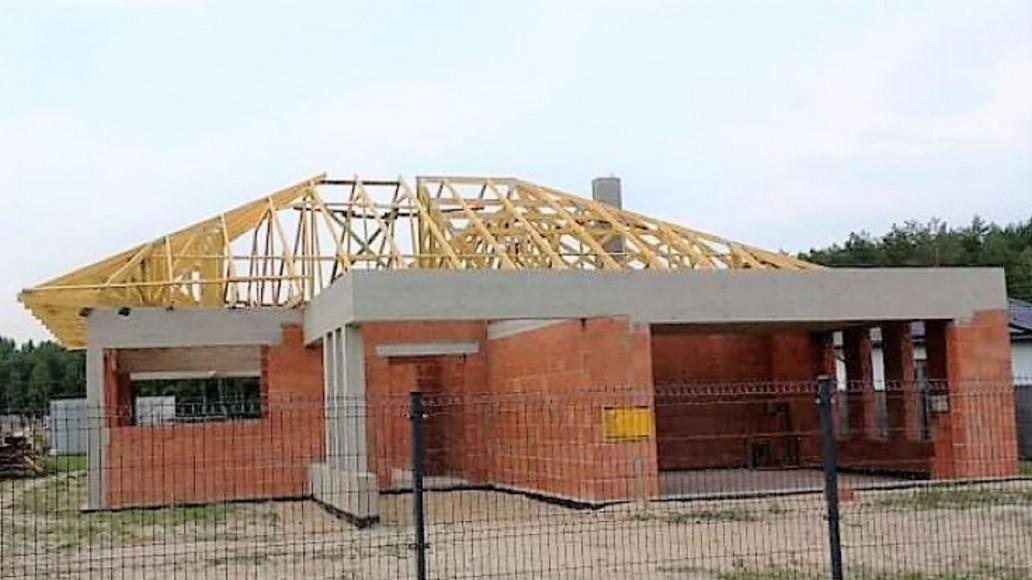 konstrukcja dachu dom kałduny(4)
