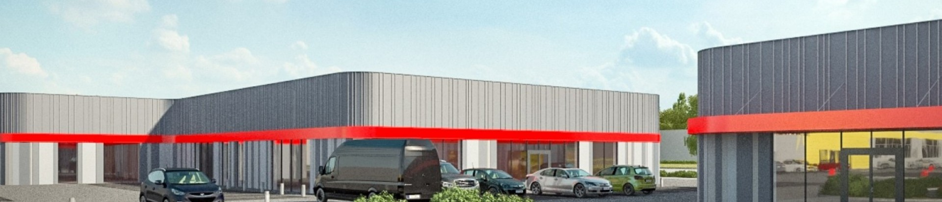 WPW Invest rusza z budową parku handlowego Premium Park Łowicz!