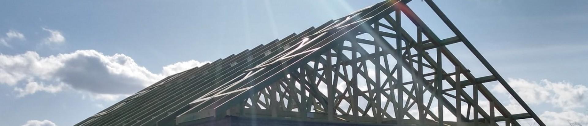 Więźba dachowa - almanach wiedzy