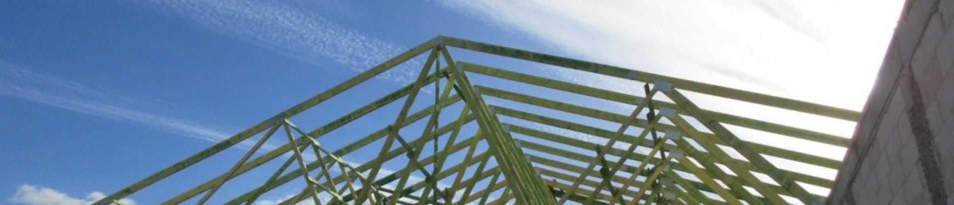 Elementy i typy więźby dachowej