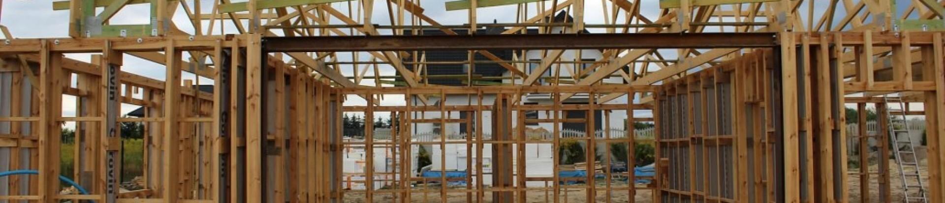 Kanadyjskie domy szkieletowe –świetlana perspektywa budownictwa?