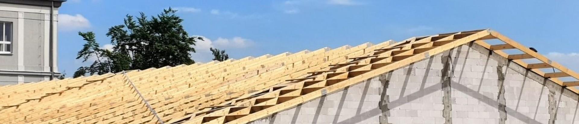 Prefabrykowana konstrukcja drewniana łódzkiego pawilonu handlowego - część 2