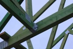 drewniana konstrukcja dachowa w zerominie 4