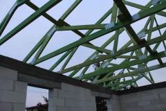 drewniana konstrukcja dachowa w zerominie 5