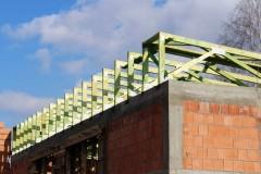 dach hali przemyslowej w lodzi