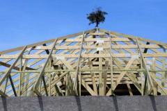 konstrukcja dachu w rosanowie (2)