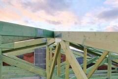 prefabrykowana konstrukcja w budynku dps w lodzi
