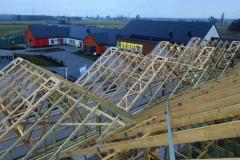 dach hali sportowej dobrzykowice (2)