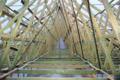 dach hali sportowej dobrzykowice