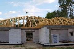 dach domu w ludwikowie 4