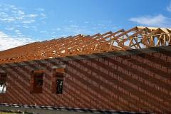 dach domu gospodarz