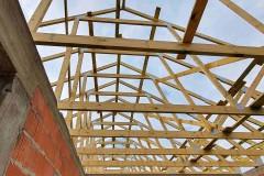 wiązarowa konstrukcja dachu w rydzynach (2)