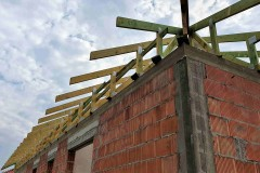 wiązarowa konstrukcja dachu w rydzynach (3)