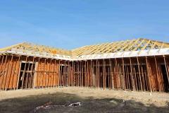 konstrukcja dachu starowa góra