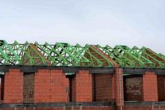 dachy jednorodzinnego osiedla łódź (1)
