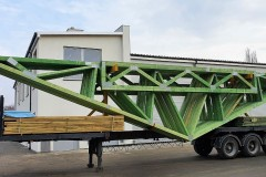 transport wiązarów drewnianych (1)