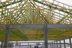 wiązarowy dach pawilon stężyca(4)