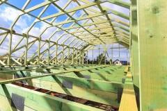konstrukcja dachu domu świątniki(5)
