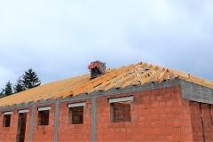 konstrukcja dachu w starowej górze