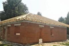 konstrukcja dachu żądłowice