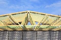 konstrukcja dachu pawilon handlowy leżajsk(3)