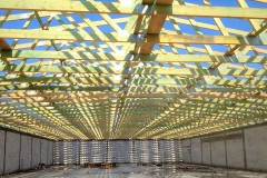 konstrukcja dachu pawilon handlowy leżajsk(1)