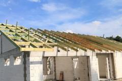 konstrukcja dachu domu w aleksandrowie łódzkim(1)