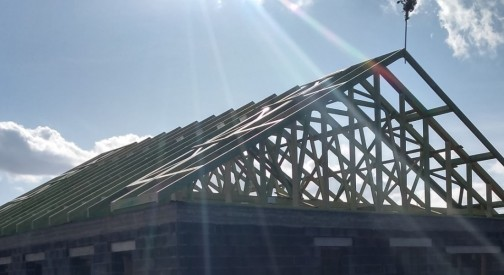 Realizacja domku jednorodzinnego w miejscowości Kyry