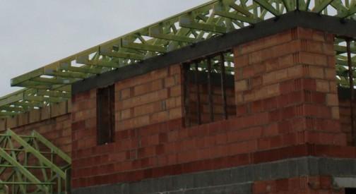 Realizacja dachu w Starowej Górze k/Łodzi