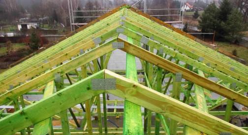 Realizacja pawilonu handlowego DINO w Szklarach Górnych