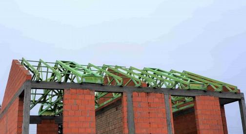 Realizacja konstrukcji dachowych domków jednorodzinnych w Łodzi