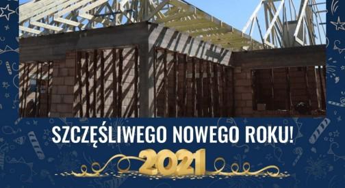 Szczęśliwego Nowego Roku 2021!