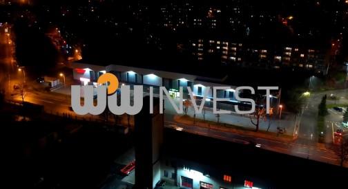 Realizacja Parku Handlowego Strażacka w Łodzi - zobacz materiał wideo!