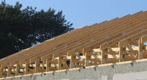 Budowa domu jednorodzinnego w miejsc. Nowosolna
