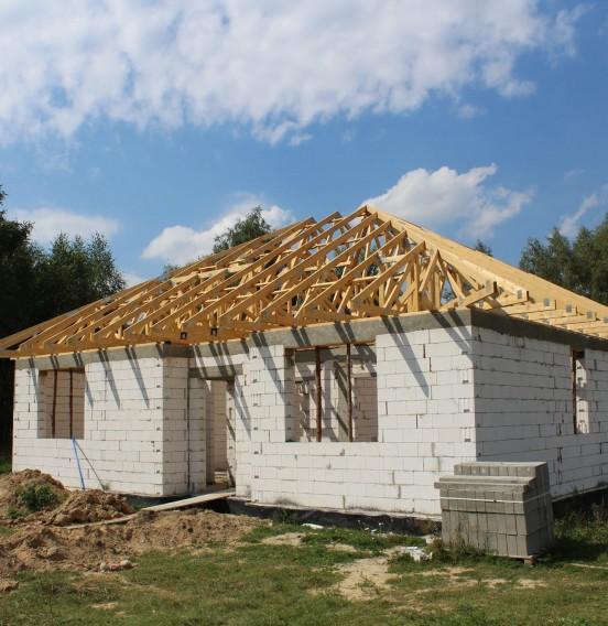 Dom w Dziektarzewie