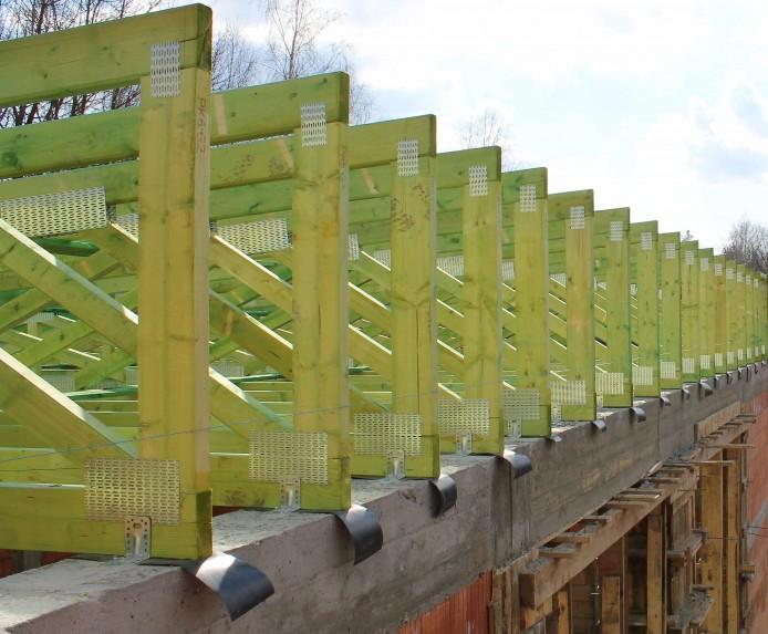 Realizacja dachu hali przemysłowej w Łodzi