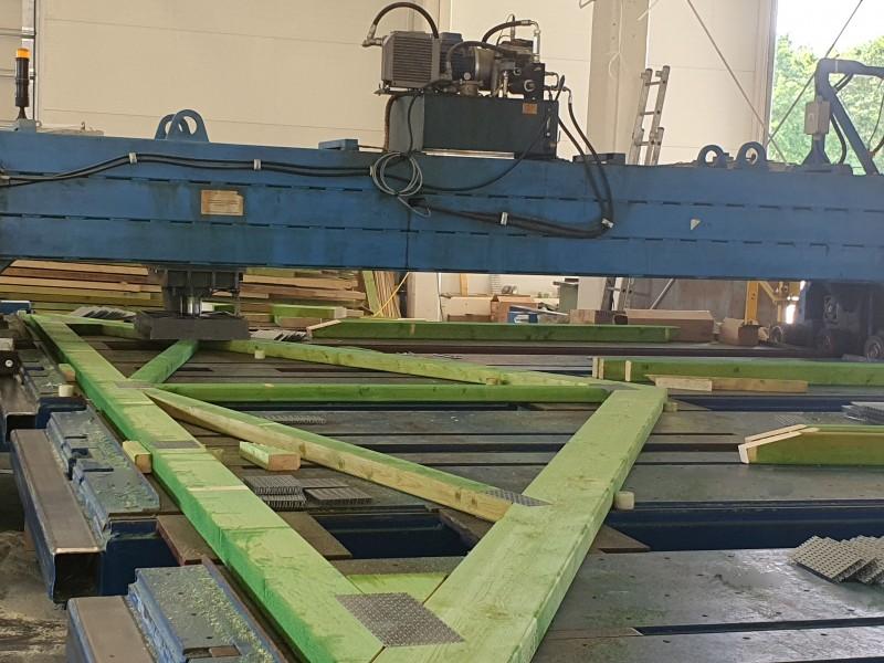 Przygotowanie drewna