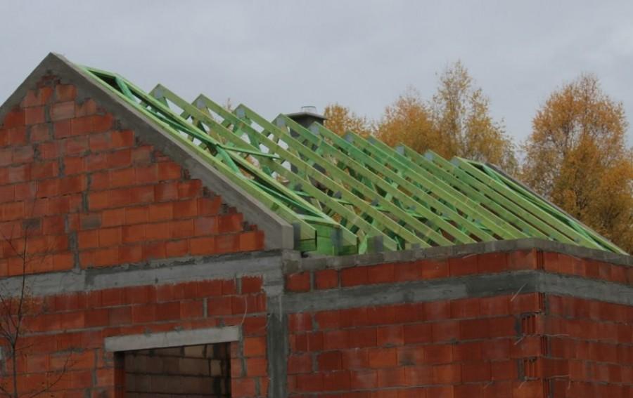 Ekspresowy montaż konstrukcji dachowej - z nami to możliwe!