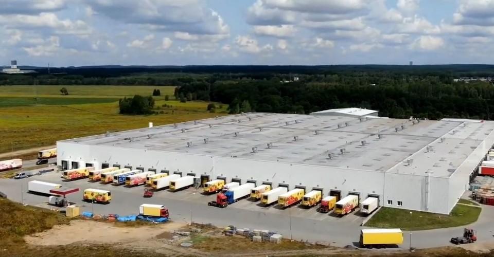Rozbudowa Centrum Logistycznego dla znanej sieci sklepów