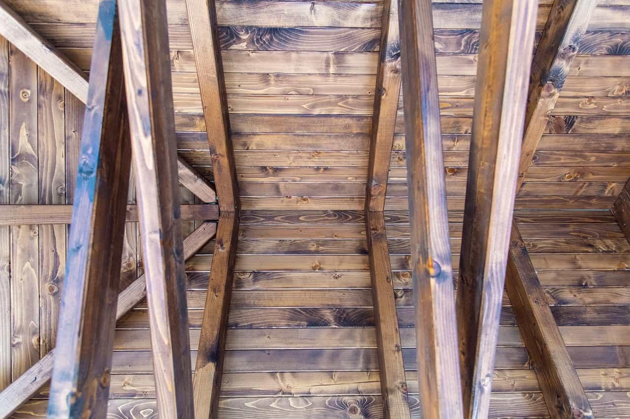 drewniany dach budowa